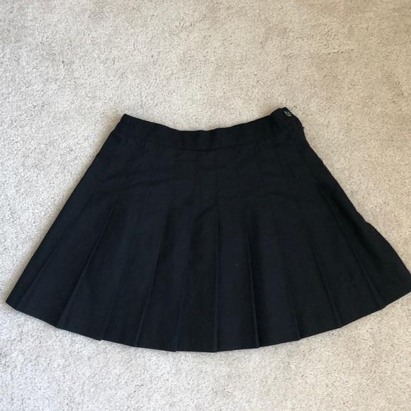 0aa5daf853 Head Dresses & Skirts - Head Black Pleated Tennis Skirt Size 4